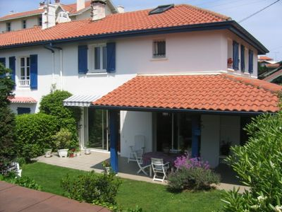 Photo for St Charles Biarritz close to the beach and the Golf du Phare
