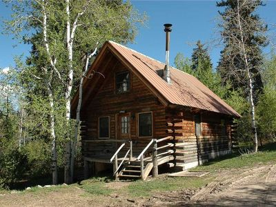 Photo for 2BR Cabin Vacation Rental in Steamboat Springs, Colorado