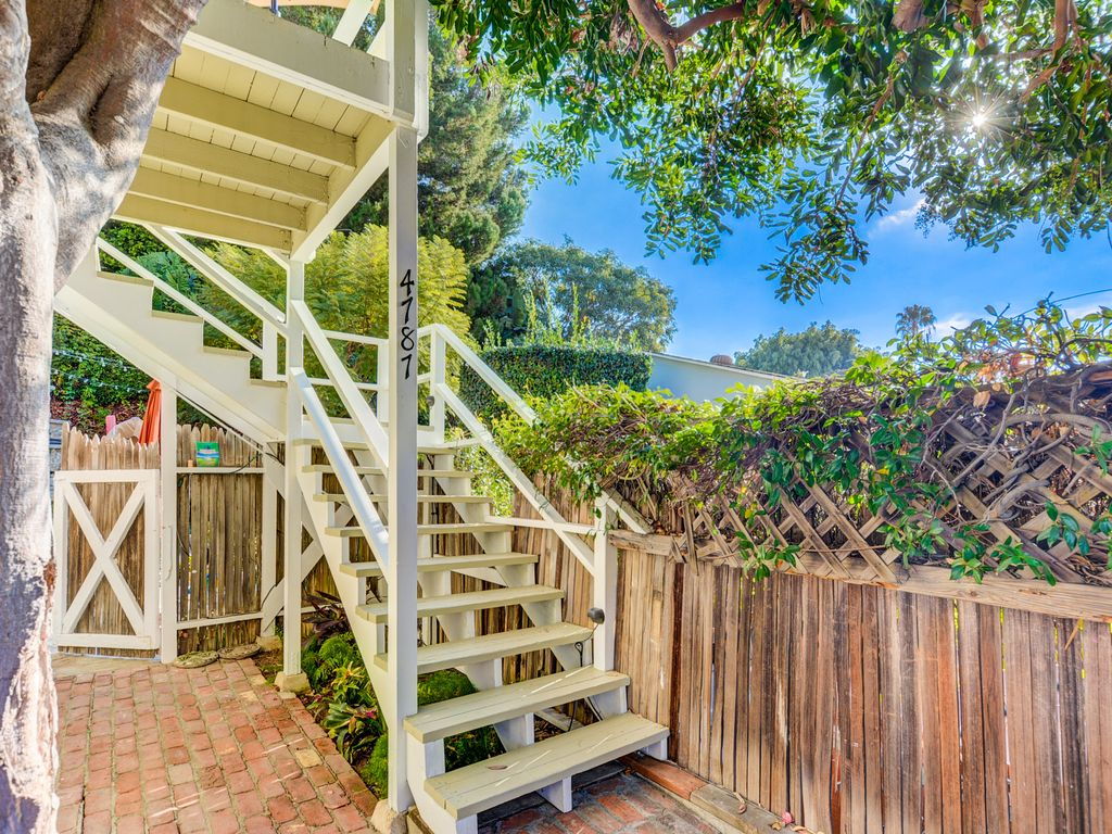 Astounding Pacific Beach Getaway Treehouse 1 Bedroom Apartment With Home Interior And Landscaping Ologienasavecom