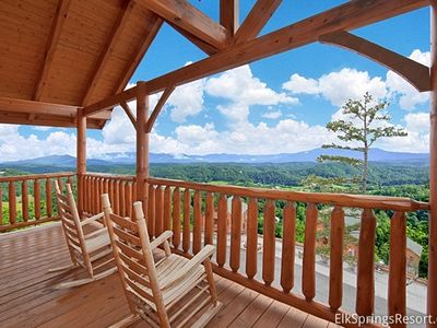 Photo for Amazing Views of the Smoky Mountains - Excellent Location!