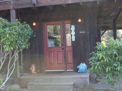 Photo for Seadrift Cottage, a perfect getaway for two, pets welcome!