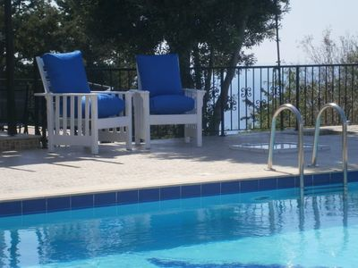 Photo for A stunning villa with private pool + 1000 sq miles of uninterrupted sea views.
