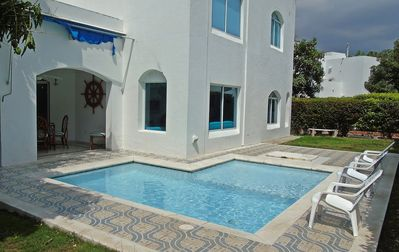 Photo for HERMOSA CABAA CON PISCINA PRIVADA