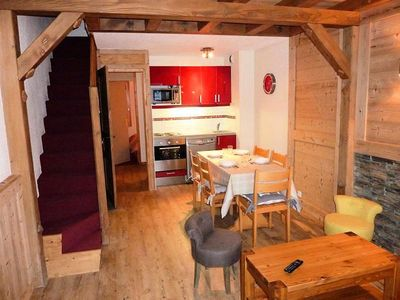 Photo for The Residences of Doucy - 3 Rooms Duplex 6/7 People