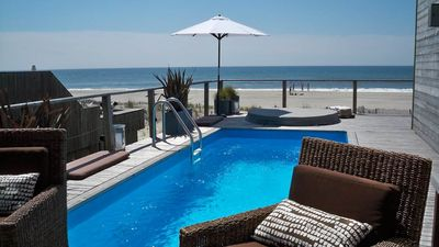 Photo for Beautiful Ocean Front Home in The Pines