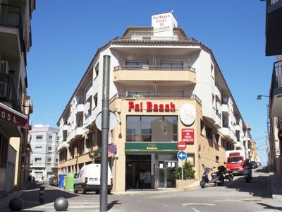 Photo for Apartment Pal Beach  in Palamós, Costa Brava - 4 persons, 1 bedroom
