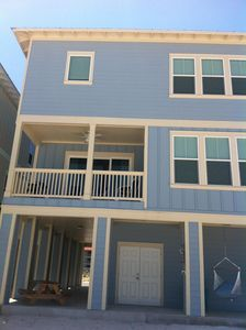 Photo for Bluefin Beach Cottage - Beachfront home in Navarre- community pool & hot tub