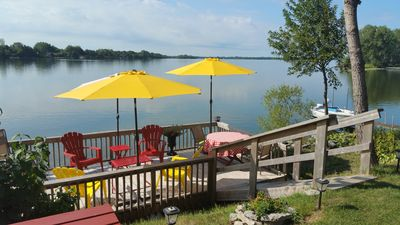 Photo for 3BR Cottage Vacation Rental in Cherry Valley, ON