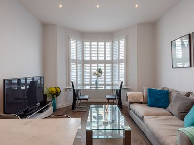 Photo for Modern high spec flat for 4 in West Hampstead