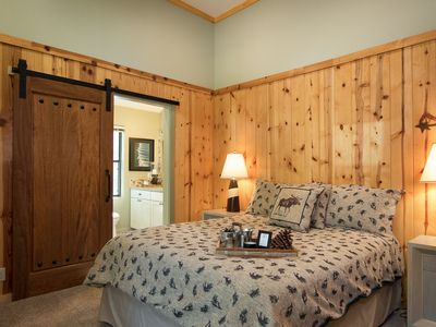 Photo for North Shore - Lake Tahoe country cabin nearby golf course