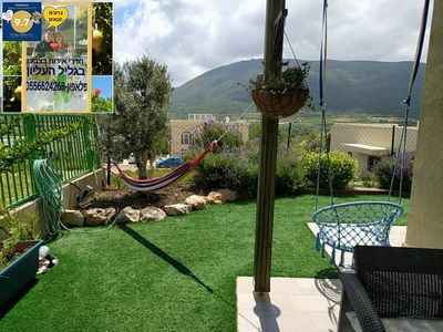 Photo for Guest rooms , Zimmer,in Tzivon , Tzrael , the upper Galilee Orly and Meir