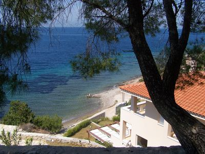 Photo for 3BR Villa Vacation Rental in Limni Vouliagmenis