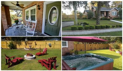 Photo for Rest, Fun & Privacy! Home On Hill! Near Everything Charleston!