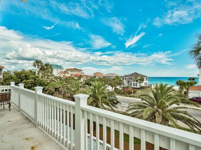 Photo for PRIVATE POOL (*heated for fee),OCEAN Views, 800 ft to BEACH, Incl.Carriage House