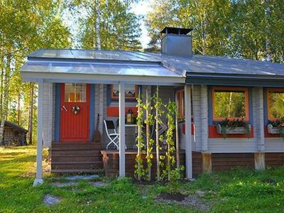 Photo for Vacation home Villa emet in Kruunupyy - 4 persons, 1 bedrooms
