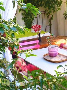 Photo for T3 balneo, clim, garden 2 steps from the beaches, in the heart of the mourillon!
