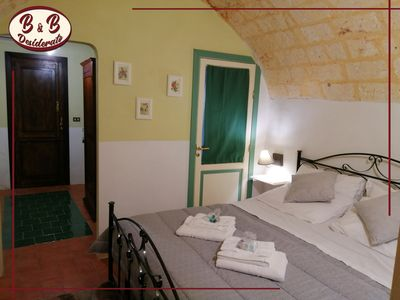 Photo for B&B Desired an oasis of peace and tranquility a stone's throw from the sea