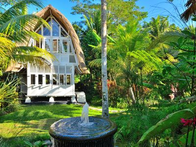 Photo for UBUD HONEYMOON VILLA With Private Pool | Honeymooner's Romance in the Ricefields