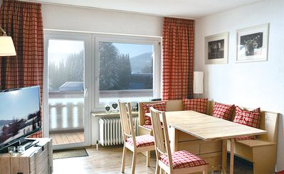 Photo for 2-Zi.-FeWo in Oberstaufen with free Wi-Fi and single garage