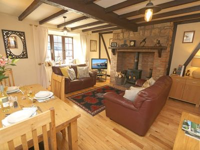 Photo for 2 bedroom Cottage in Seahouses - CN220