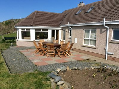 Photo for Large Seaview holiday home, with 4 star rating from Visit Scotland