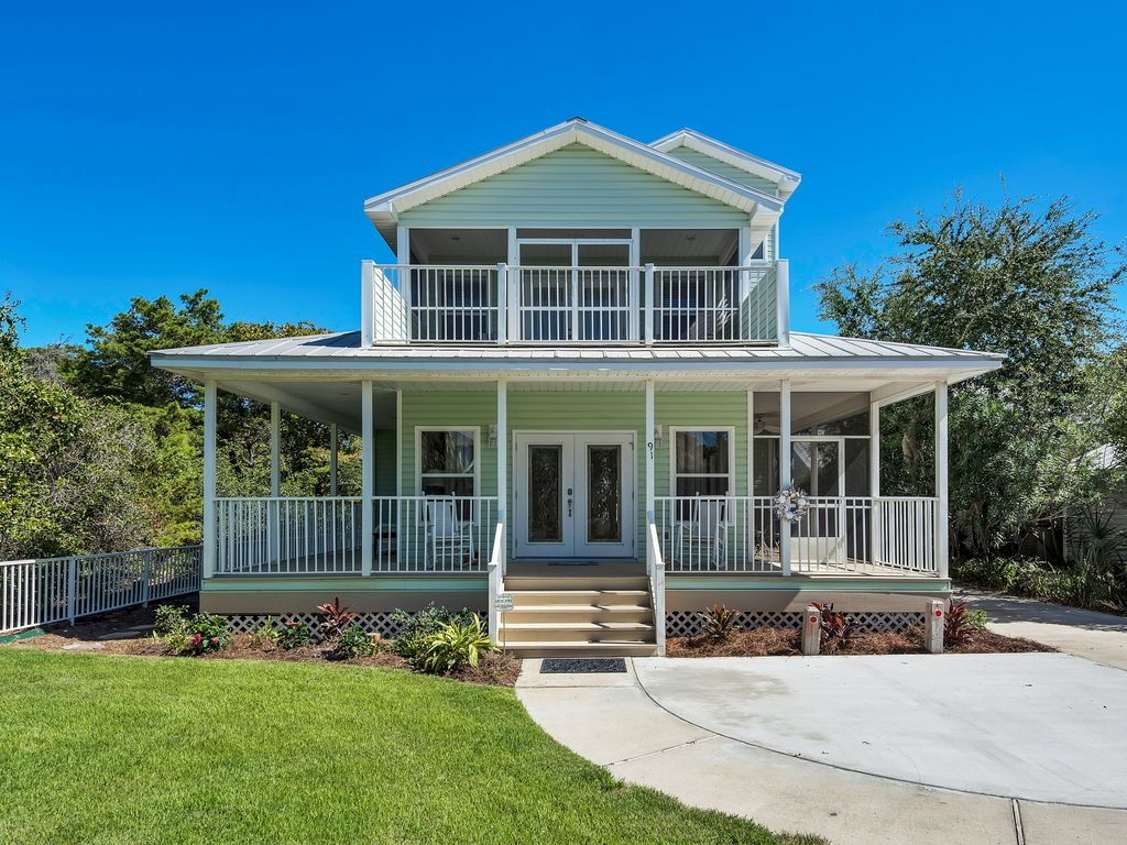 P House pelicans perch cottage 4br, 2.5ba. heated p - vrbo