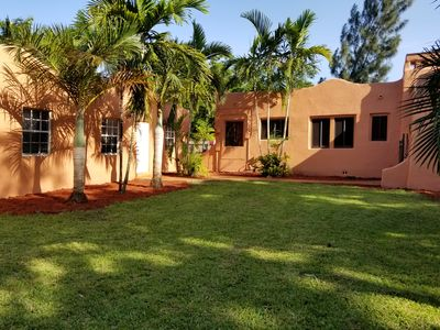 Photo for Unique Pueblo Revival Style HOUSE  in the heart of MIAMI minutes from MIA