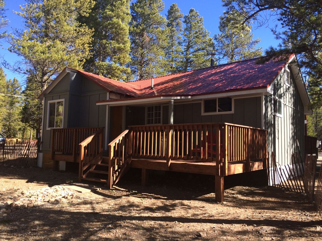 affordable cozy cabin in the woods leadville south