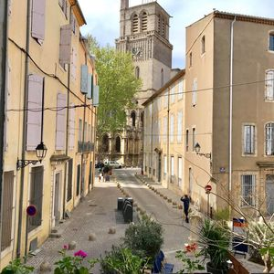 Photo for Apartment T1 historic center of Beziers