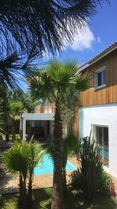 Photo for Contemporary villa of 180m² near Hossegor and its 7 km of beach