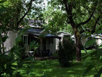 Photo for Camping Au Soleil d'Oc **** - Cottage Family 4 Rooms 6 People