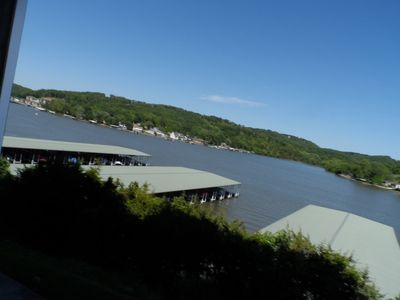 Photo for No Steps/walk in/ Updated 2BD/2BA w/12x30 boat slip included  Great View!!!