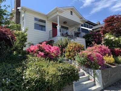 Entire House, 1920s Charm, Privacy, Great Location