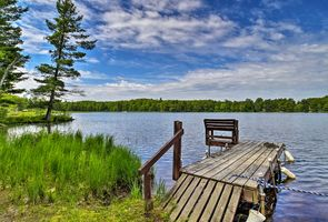 Photo for 2BR Cabin Vacation Rental in Hayward, Wisconsin