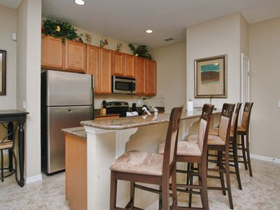 Photo for Paradise Palms - 5BD/4BA Town Home - Sleeps 12 - RPP5019