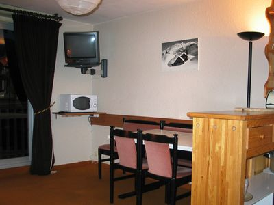 Photo for STUDIO 4 people in SERRE CHEVALIER 1400