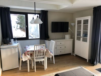 Photo for FLAINE: studio for 4 people at the foot of the slopes, totally renovated in 2018!
