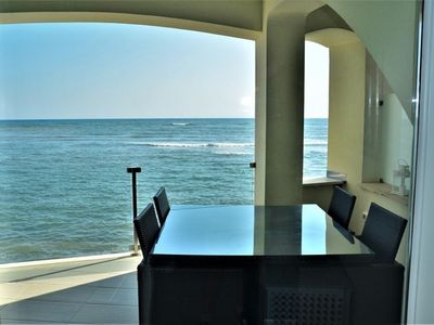 Photo for House on the sea breathtaking view