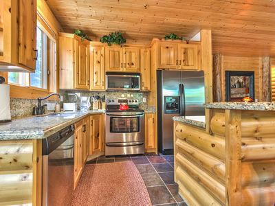 Photo for Contact us for Summer Savings! Killer Slope Views + Private Hot Tub & Resort Amenities