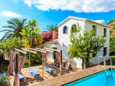 Photo for Vacation home KIKA in Nerja - 6 persons, 3 bedrooms
