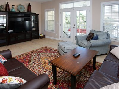 Photo for PALMETTO COAST 5BR villa with game room and pool