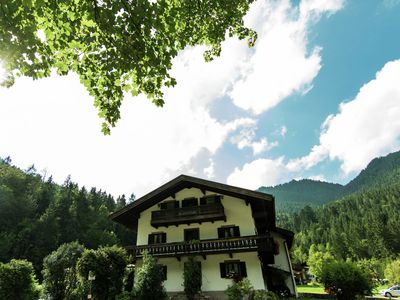 Photo for Pleasant apartment in Ruhpolding, Bavaria with swimming pool