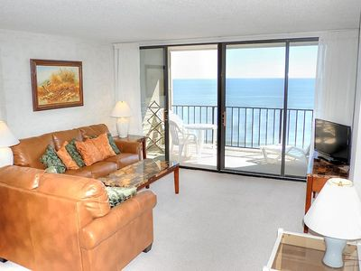 Full oceanfront condo in highly regarded Arcadian Shores section!