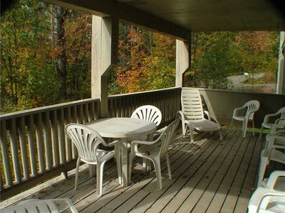 Photo for 199 Mountainside Dr, unit B102: 2 BR / 2 BA  in Stowe, Sleeps 4