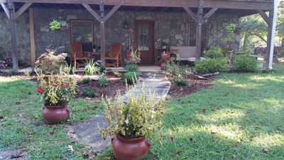 Photo for The perfect country get away only 15 minutes to downtown Asheville