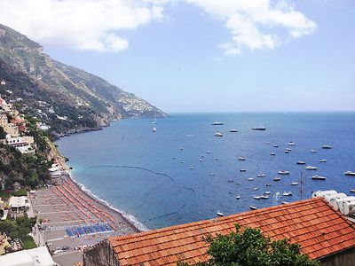 Photo for 2 bedroom Apartment, sleeps 5 in Positano with WiFi