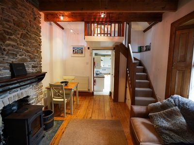 Rashleigh's, a romantic holiday cottage for couples