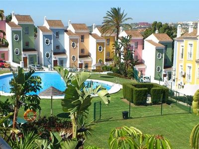 Photo for Townhouse In Secure/Gated Development - 2 Pools & Fully A/C - Wifi