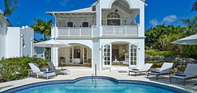 Photo for Royal Villa 1  -  Ocean View - Located in  Fabulous Saint James with Private Pool