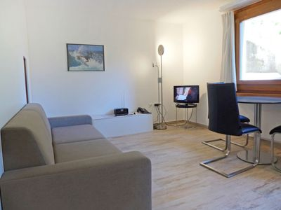 Photo for Apartment Chesa Munteratsch 311 in Silvaplana-Surlej - 2 persons, 1 bedrooms
